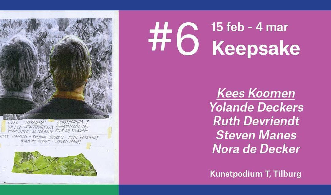 Opening #AMP6: Keepsake