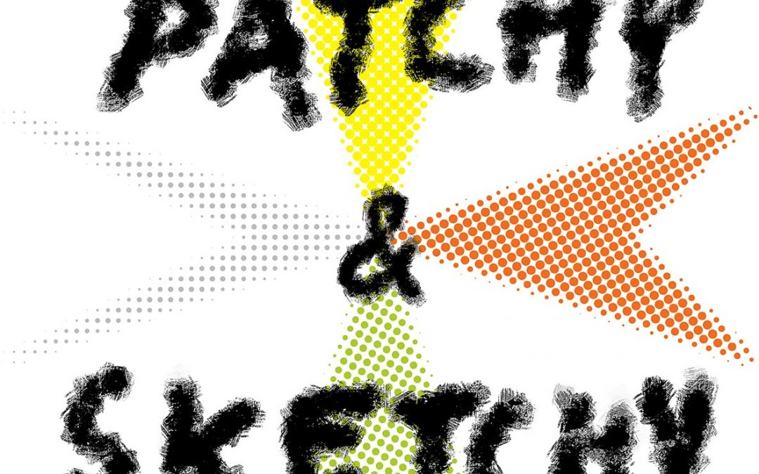 Opening exhibition 'Patchy & Sketchy': 7 March