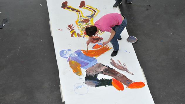 16 december Dwalerij: Kunstpodium T gesloten