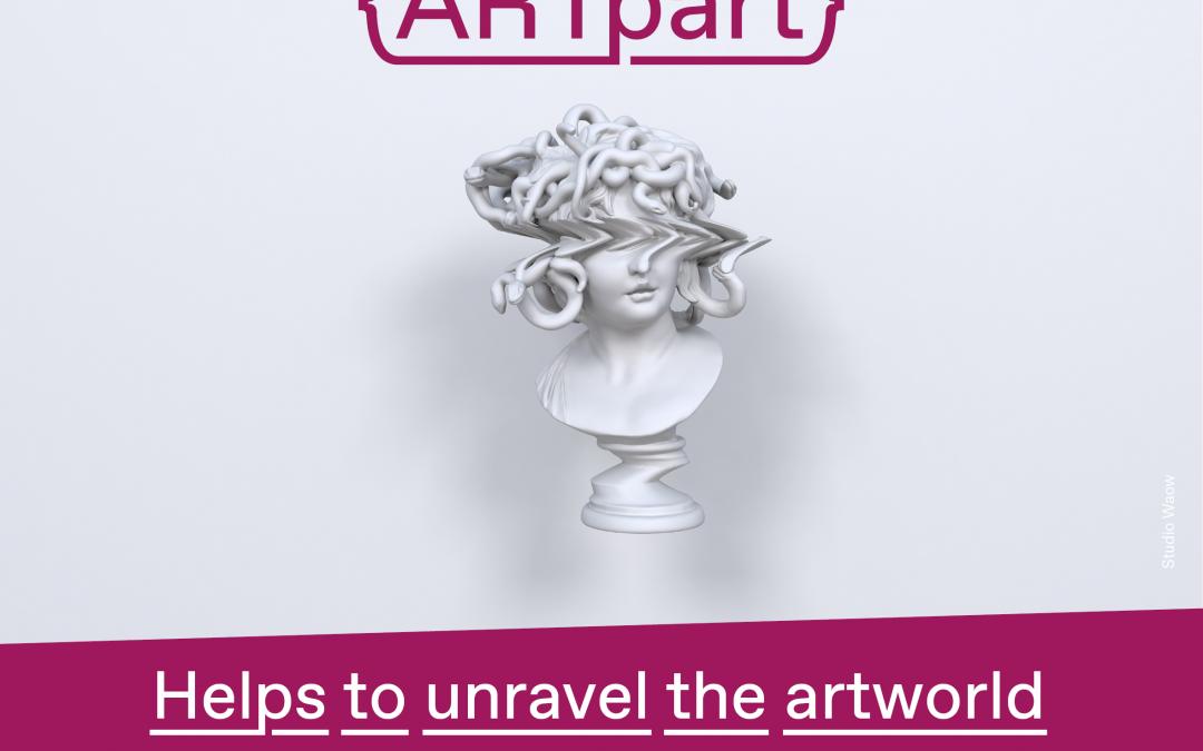 Nieuw: ARTpart nieuwsbrief!
