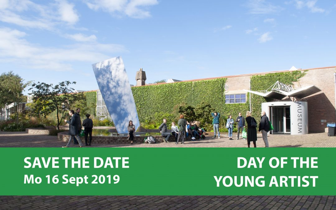 Save the date: Day of the Young Artist 2019
