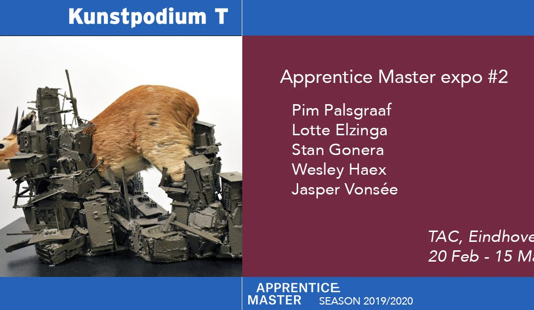 'Ground Control': expositie #2 Apprentice Master