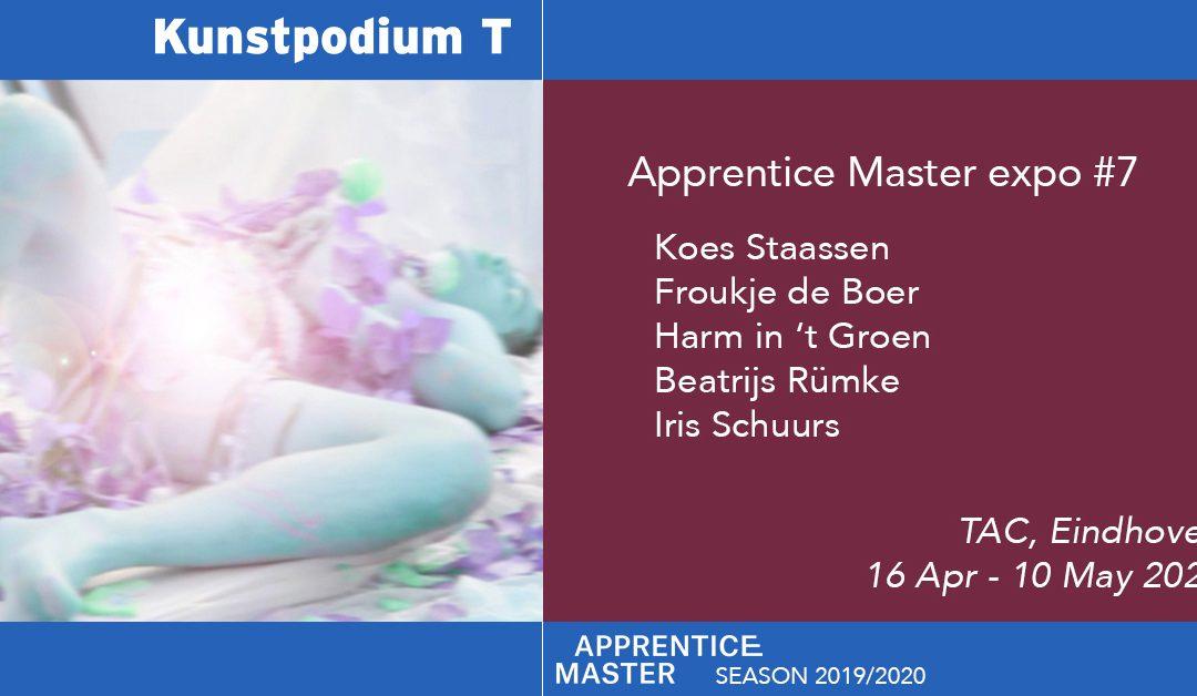 Online: Apprentice Master expo #7 – Koes Staassen