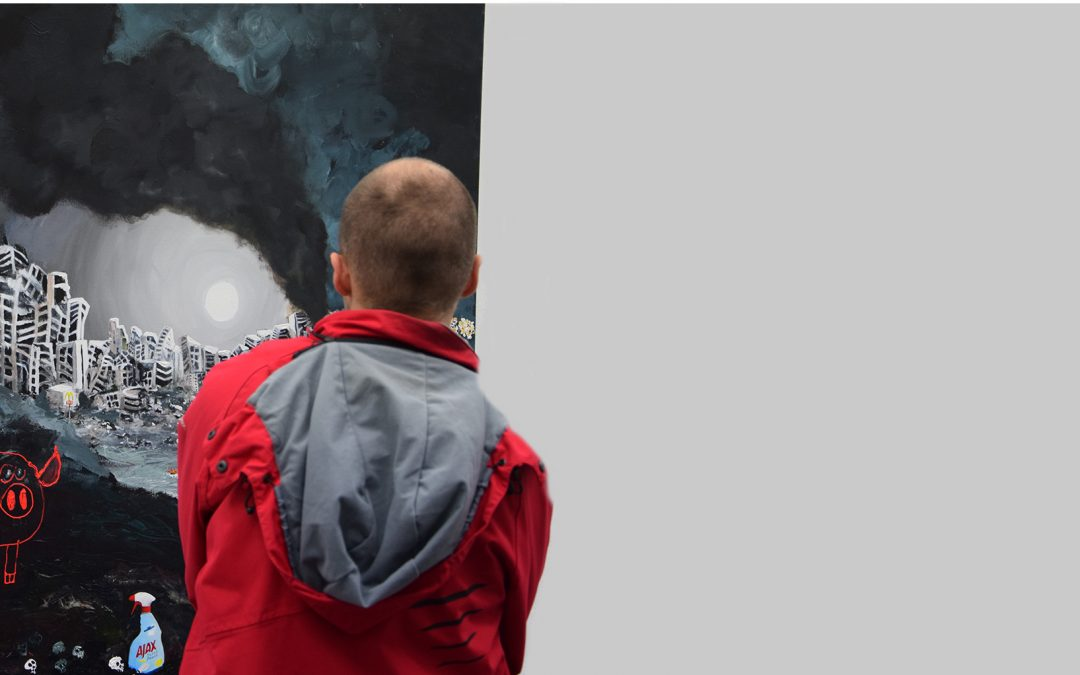 Kunstpodium T exTra: eerste exposities