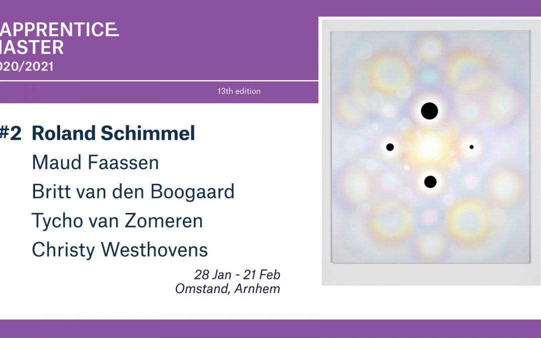 Apprentice Master #2: Roland Schimmel