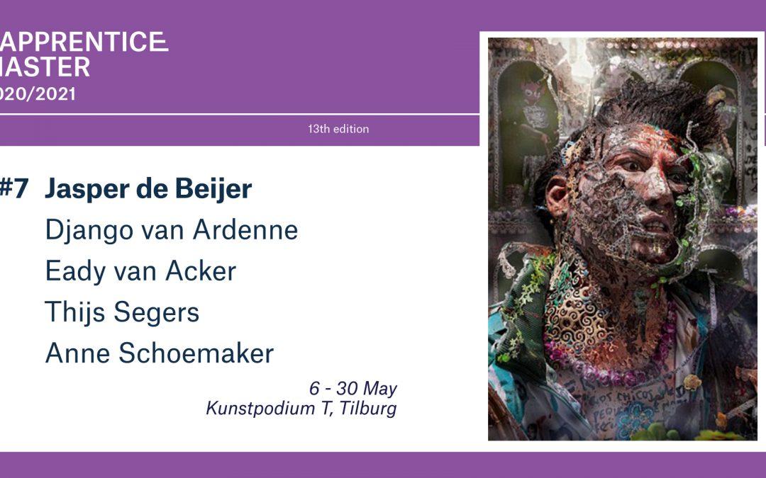 Apprentice Master #7: Jasper de Beijer