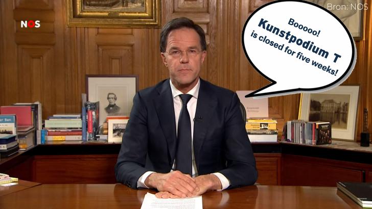 Nederland in lockdown: gesloten tot 19 januari 2021