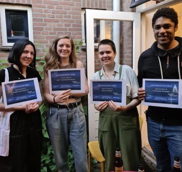 A/M2 Mo|nu|mentum wins Jan Naaijkens prize 2021