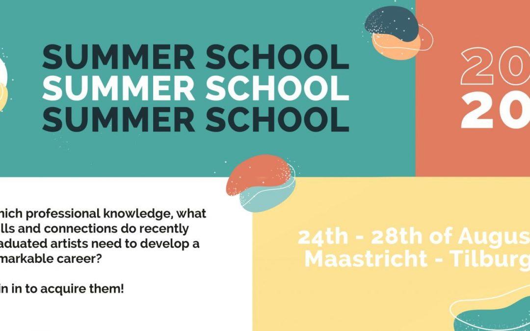 Summer School 2020 – new date!