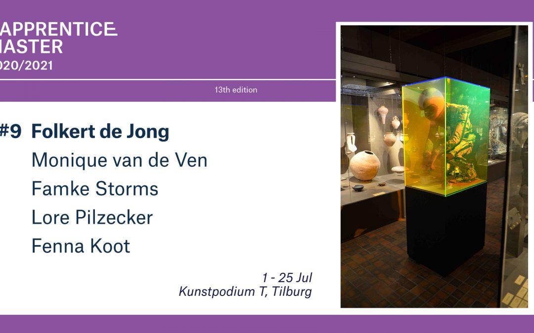 Apprentice Master #9: Folkert de Jong