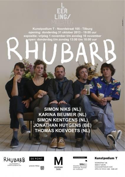 Leerling Meester #1: Rhubarb