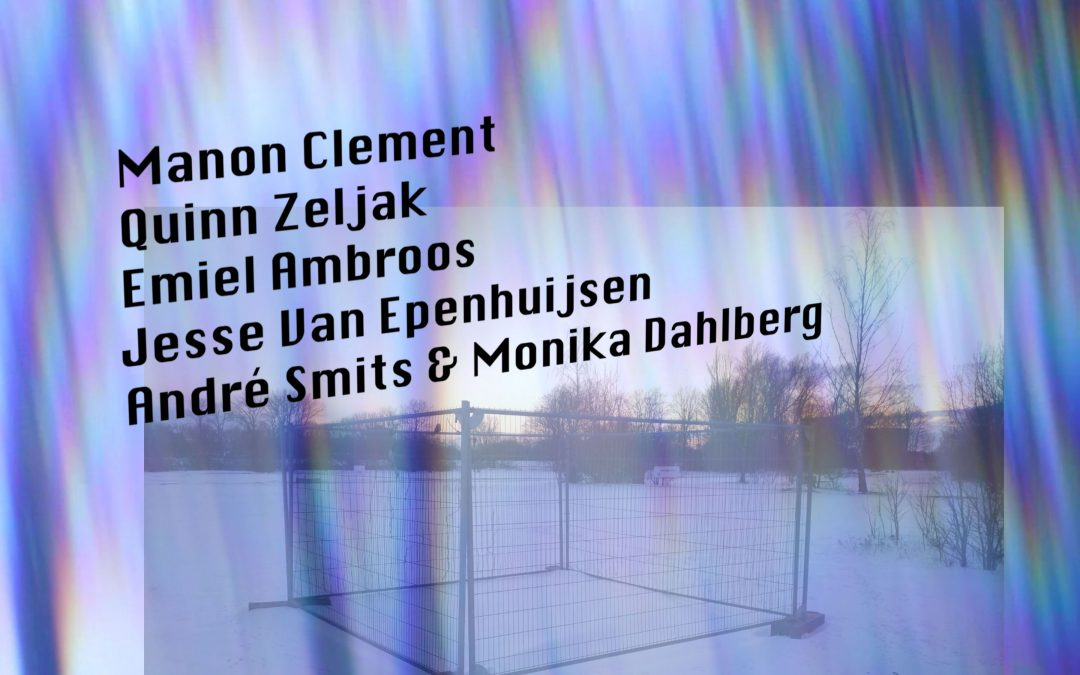 Expositie A/M #4 A Frame for Substance te zien tot en met 24 april